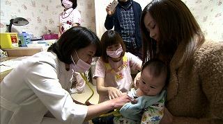 赤ちゃん健康春